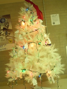 The Angel Tree is a great way to give back to the community.
